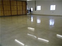Polished & Stained Concrete