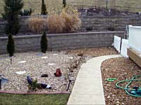 Setting & Retaining Walls